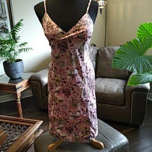Vintage Groggy heavy cotton sundress. Size med